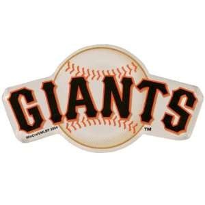 San Francisco Giants   Logo Acrylic Magnet MLB Pro