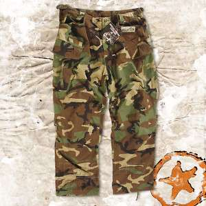 SPECIAL FORCES (SFU) TACTICAL PANTS, ARMY COMBAT CARGO TROUSERS US