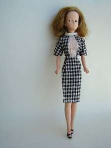 Tressys Chum Mary Makeup Fashion Doll American Character Dress Mules