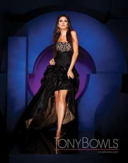 Charming Black Wedding Party Formal Dress Bridesmaid Pageant Deb