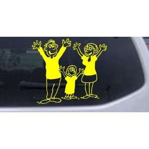 Family Decal Stick Family Car Window Wall Laptop Decal Sticker