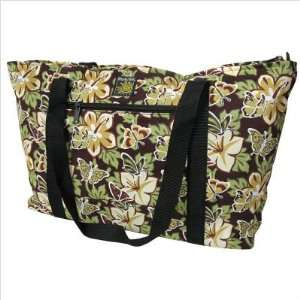 Butterfly BUTTERFLIES Deluxe Tote Bag by Broad Bay: Sports & Outdoors