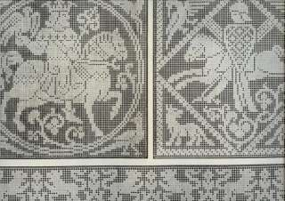 Tree of Life in Filet Crochet - Crochet Talk - Crocheting