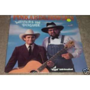 WRITERS IN DISGUISE   PINKARD & BOWDEN   VINYL LP: Music
