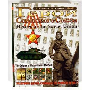 Avalanche Press Heros of the Soviet Union the Defense of