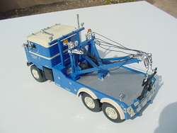 first gear   FIRST GEAR CO. KENWORTH BULL NOSE KW 1953 TOW TRUCK