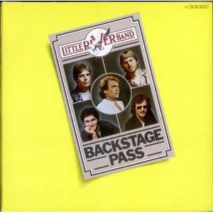 Backstage Pass Little River Band Music