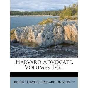 9781272683177) Robert Lowell, Harvard University Books