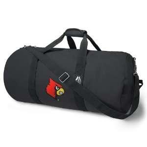 Louisville Cardinals Duffel Bag Official NCAA Logo University