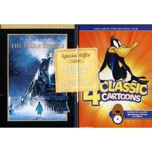 The Polar Express (Widescreen)/4 Classic Cartoons