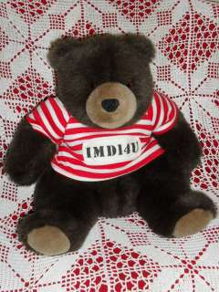 12 stuffed plush Valentine Inmate TEDDY BEAR IMD14U