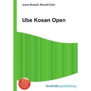 Ube Kosan Open [Paperback]