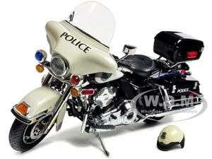 2011 HARLEY DAVIDSON FLHTP ULTRA ELECTRA GLIDE POLICE 1/12 BY HIGHWAY
