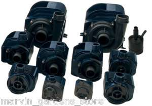 LIFEGARD AQUATICS QUIET ONE 2200 POND PUMP 581 GPH