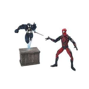 Man Classic Series 14 Figure: Spin N Trap Spider Man: Toys & Games