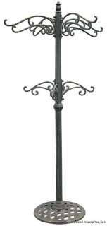 Cast Iron 8 Arm Hanging Tree Garden Plant Stand C307 85, 51