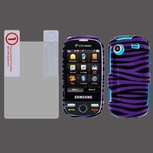 Samsung Messager Touch R630 Premium Design Purple Black