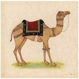 Camel from India I   Poster by Ram Babu (13x13)