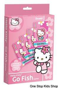HELLO KITTY Toy GO FISH Card Game
