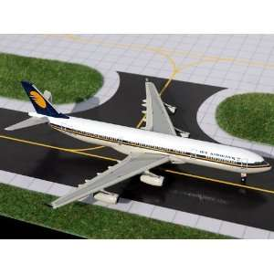 Gemini Jets Jet Airways A340 300 Model Airplane
