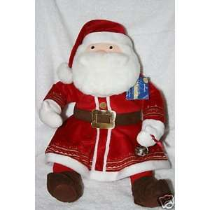 HALLMARK 18 inch Talking Polar Express Santa Plush with
