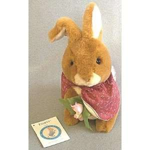 Beatrix Potter The World of Peter Rabbit Flopsy Plush Toys & Games