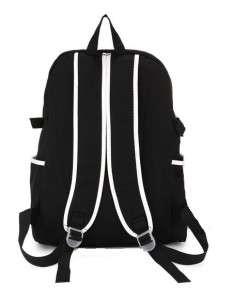 Angry Birds Black Backpack   BOOKBAG, SCHOOL, TRAVEL, BAG