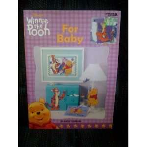 Disney Plastic Canvas Patterns Winnie the Pooh by ClassyStitches