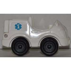Little People Ambulance Rescue Truck (Fat Body Style)   Replacement
