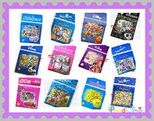12xAny Disney Kitty Pooh Car Decal Sticker 100 pcs Gift