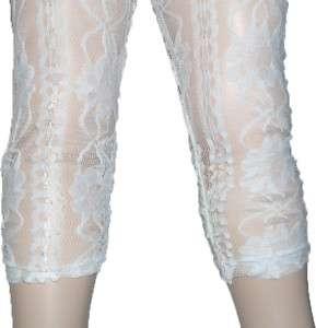 Baby Girls Lace Leggings for Pettiskirt TuTu 2 6Y Bl/W