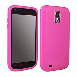 Galaxy S II (SGH T989) D3O® Flex Protective Cover Case   Pink