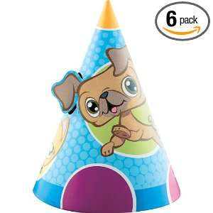 Designware Littlest Pet Shop Cone Hats, 8 Count Packages