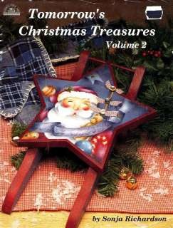 Tole Painting Pattern~TOMORROWS CHRISTMAS TREASURES