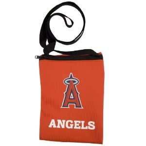Los Angeles Angels Game Day Pouch   6.25x8.5 Sports