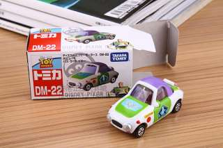 TOMICA DISNEY MOTORS DIECAST TOY BUZZ LIGHT YEAR DM 22