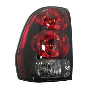 2002 2008 Chevy Trail Blazer rear lamp Tail Light LEFT