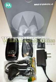 New Verizon Motorola Barrage V860x NON CAMERA Rugged Waterproof No