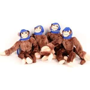 BFFs 4EVR Officially Licensed Helmeted Super Fly Monkey 4