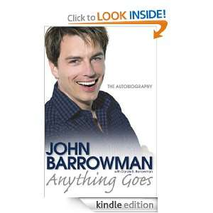 Anything Goes: John Barrowman, Carole E. Barrowman:  Kindle