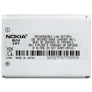 High Capacity Replacement Battery BLC 2 For Nokia 3310