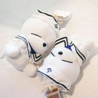 in Navy clothing plushie small cute toy doll great gift sailor