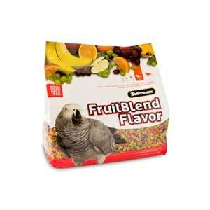 Zupreem Fruitblend Flavor Conure Bird Food 35 lb Bag Pet Supplies