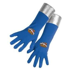 Power Ranger Blue Child Gloves Toys & Games