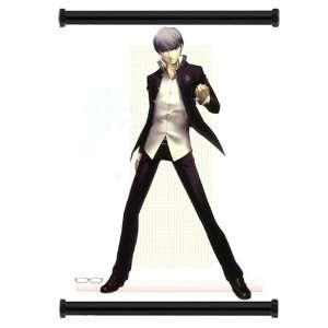 Shin Megami Tensei Persona 4 Game Fabric Wall Scroll Poster (16x25