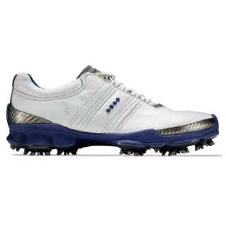 Ecco Mens Biom Hydromax Golf Shoes 131004 57208 White/Blue