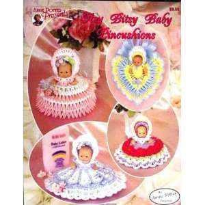 Itsy Bitsy Baby Pincushions Annie Potter  Books
