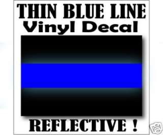 THIS LISTING IS FOR (1) ONE   THIN BLUE LINE   FOP Police Sheriff