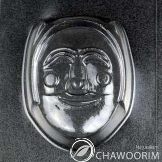 Hahoe Tal(Korea Mask)No.6 Plastic Molds Soap Molds Handmade soap