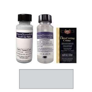 1 Oz. Radiant Silver Metallic Paint Bottle Kit for 1988